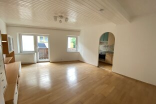 Immediately: Very centrally located apartment for rent in Saalfelden