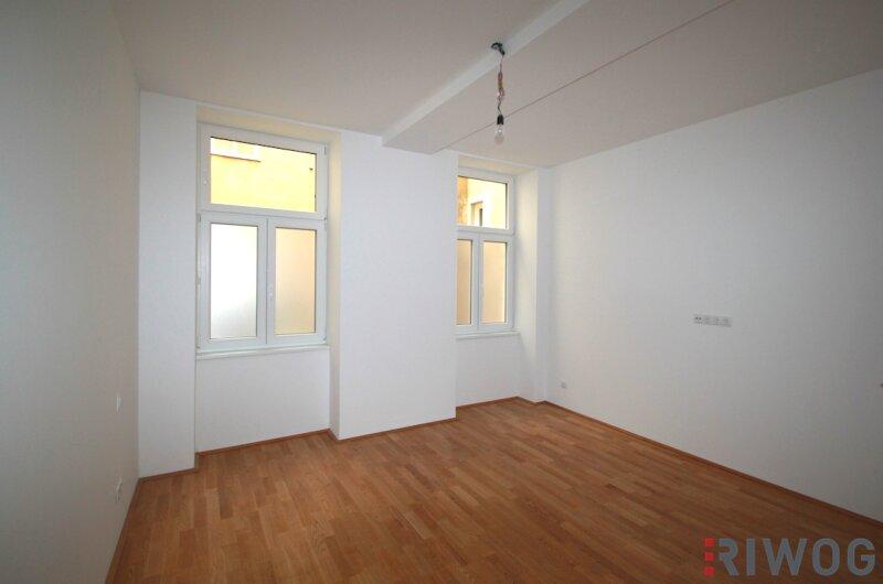!! ruhige GARTENWOHNUNG mitten in der Stadt !! 2 Zimmer Erstbezug nähe Augarten/Donaukanal /  / 1200Wien / Bild 2