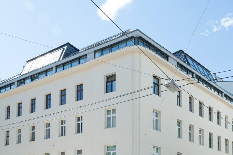 Wohnen über den Dächern! Schmucke 3-Zi.-Balkonwohnung mit optimaler Aufteilung /  / 1090Wien / Bild 2