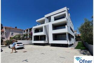 Wohnen am Meer - direkt an der Adria - Wohnung in Zadar/Diklo