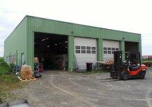 NEUREAL - Lagerhalle mit Logistikzentrum plus Baugrundstück zu verkaufen!!!