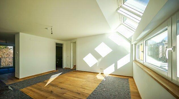 Foto von NEU! ++ Erstbezug nähe U4 (Unter-St.-Veit): 4 Zimmer DG- Wohnung mit Terrasse, 1140 Wien (Top 13) ++