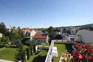 Tolle Wohnung mit Traumblick vom Balkon