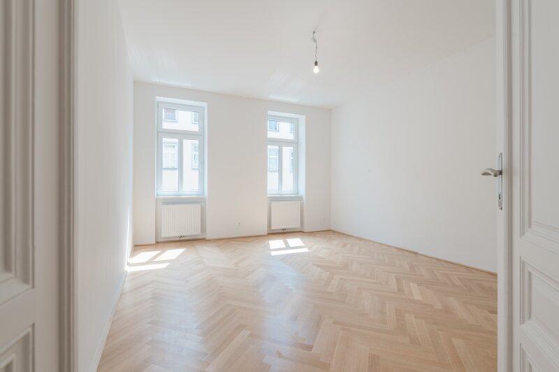 **NEU** Hochwertiger 2-Zimmer Altbau-ERSTBEZUG, perfekte Raumaufteilung, sehr gutes Preis-Leistungsverhältnis!