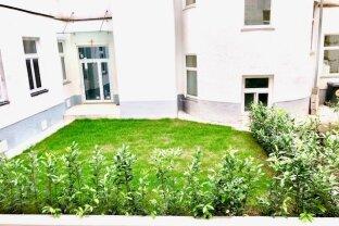 Herrliche 4,5-Zimmer Familien GARTEN-Wohnung mit Terrasse - ERSTBEZUG nach Renovierung!