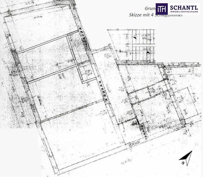 Top-Lage!!! Sanierungsbedürftige Altbauwohnung im Herz-Jesu-Viertel mit 4 Zimmer + Balkon + WG-tauglicher Umbau möglich! /  / 8010Graz / Bild 5
