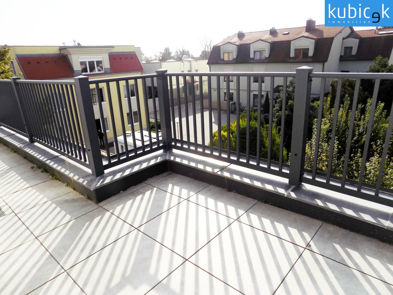 Terrasse - Symbolbild vom DG