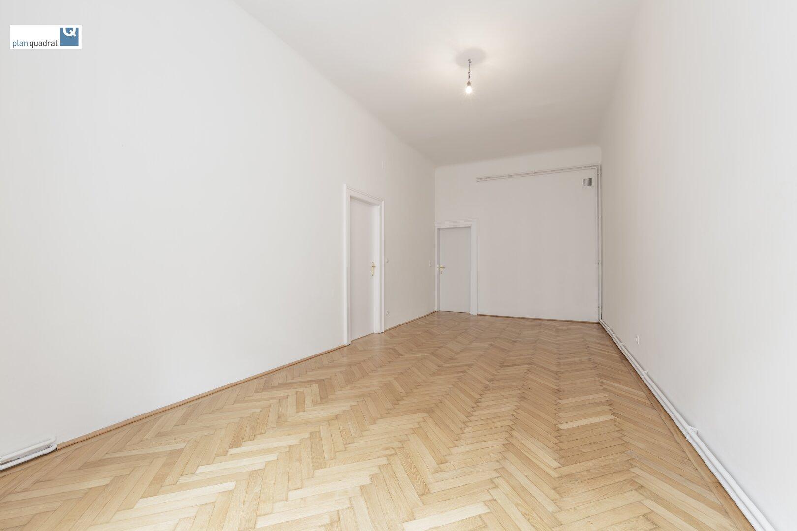 Büroraum 1 (gem. Grundriss - ca. 24,90 qm)
