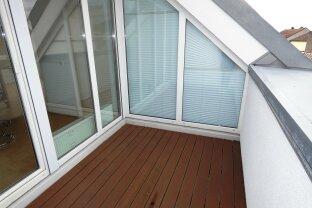 Sehr gepflegte 4- Zimmerwohnung mit Dachterrasse im Zentrum von Gallneukirchen!