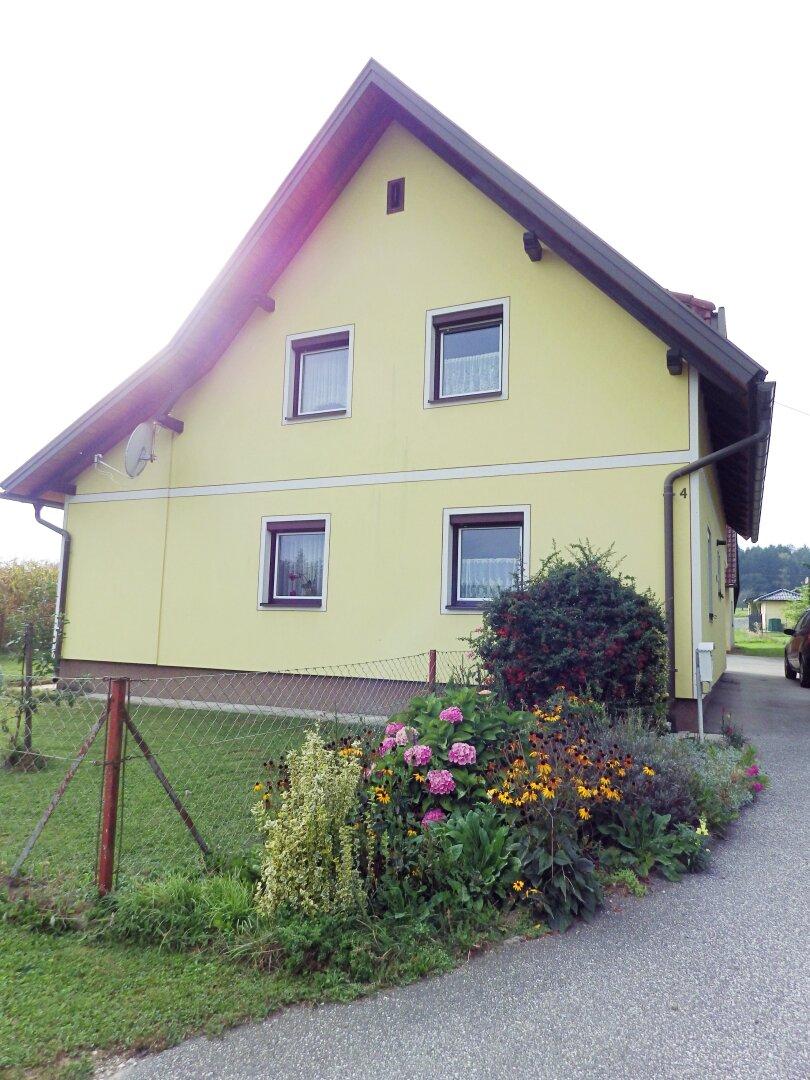 Haus Ansicht Ost