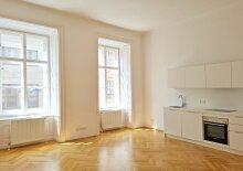 Appartement in einem sehr schönen Altbau, Nähe Donaukanal und City, U1