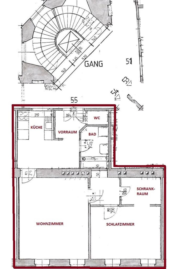 Plan Top55-56