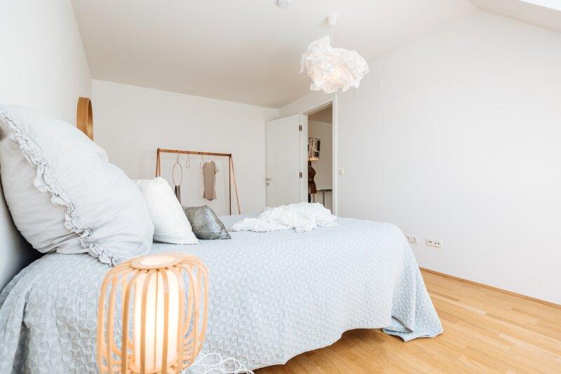 ++NEU++ Hochwertiger 3-Zimmer Erstbezug, DG-Maisonette, tolle Aufteilung! toller Ausblick!! ++VIDEOBESICHTIGUNG++ /  / 1200Wien / Bild 4