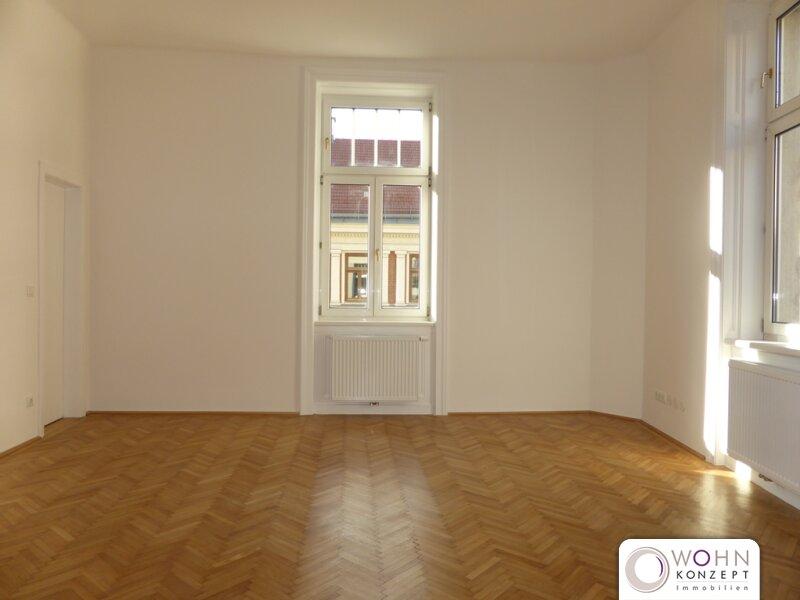 Klassischer 125m² Stilaltbau mit Einbauküche in unbefristeter Hauptmiete - 1030 Wien /  / 1030Wien / Bild 5