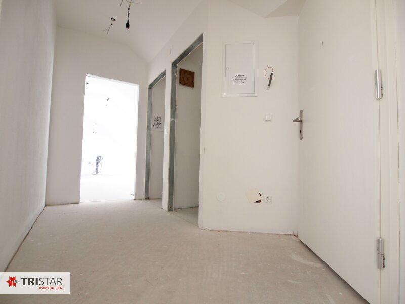 Hochwertig errichtete 3 Zimmer DG-Wohnung mit großer Wohnküche, Bad, separater Toilette und Terrasse, in wunderschöner Innenhofruhelage! /  / 1100Wien / Bild 9
