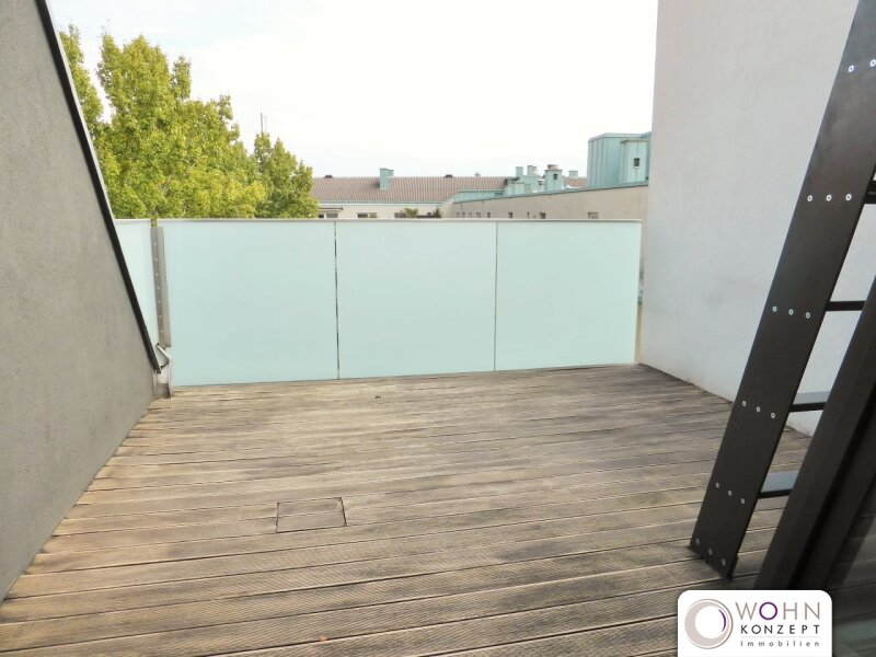 Exklusive 140m² DG-Maisonette mit Terrasse und Einbauküche - 1020 Wien /  / 1020Wien / Bild 3