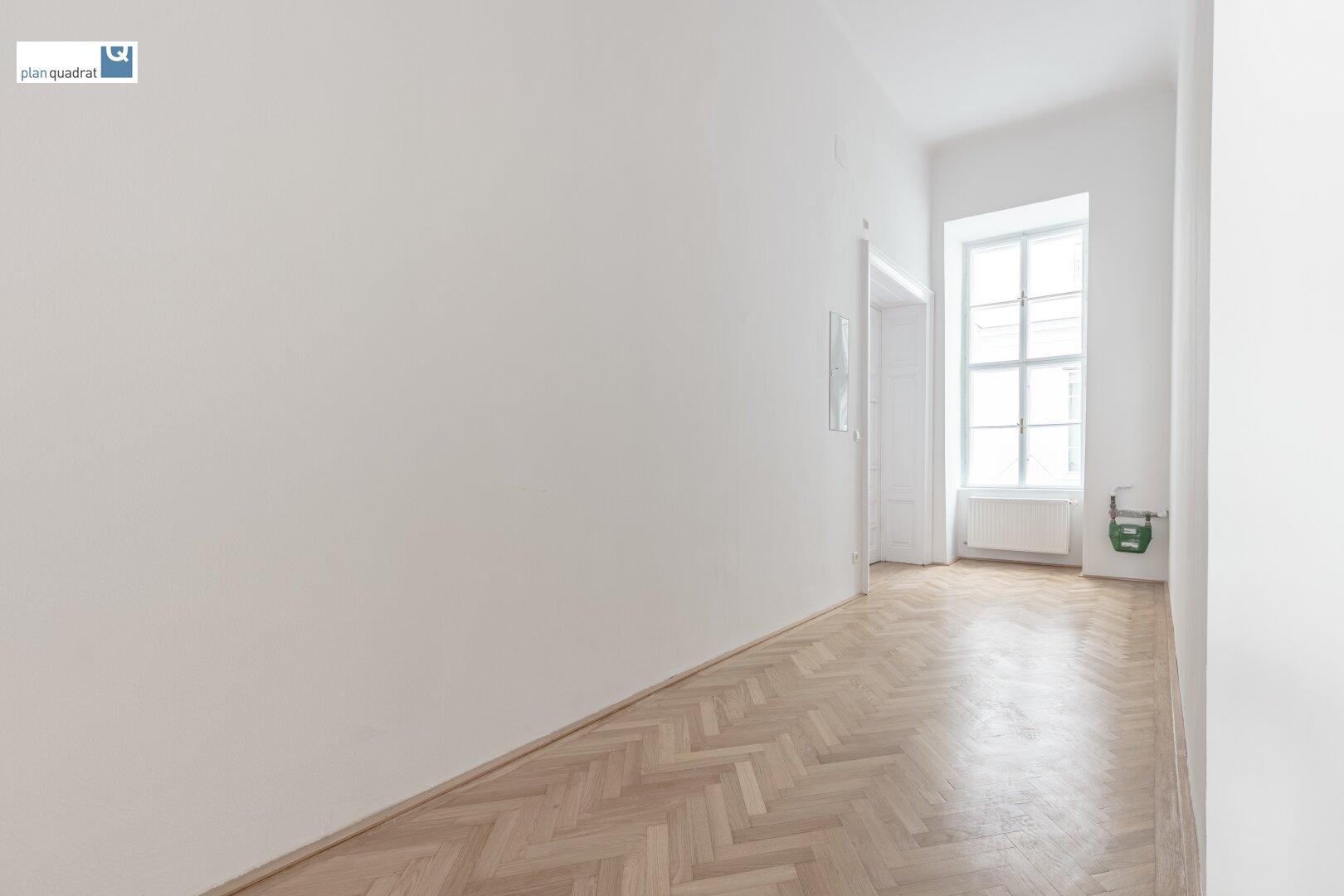 Vorraum / Gangbereich (ca. 32,70 m²)