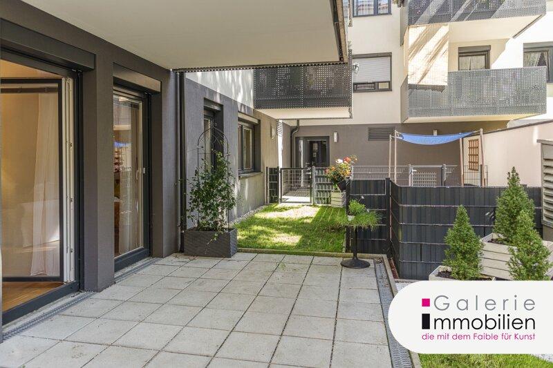 Ruhige 4-Zimmer-Neubauwohnung nahe Donauinsel inkl. Eigengarten - Erstbezug Objekt_26803