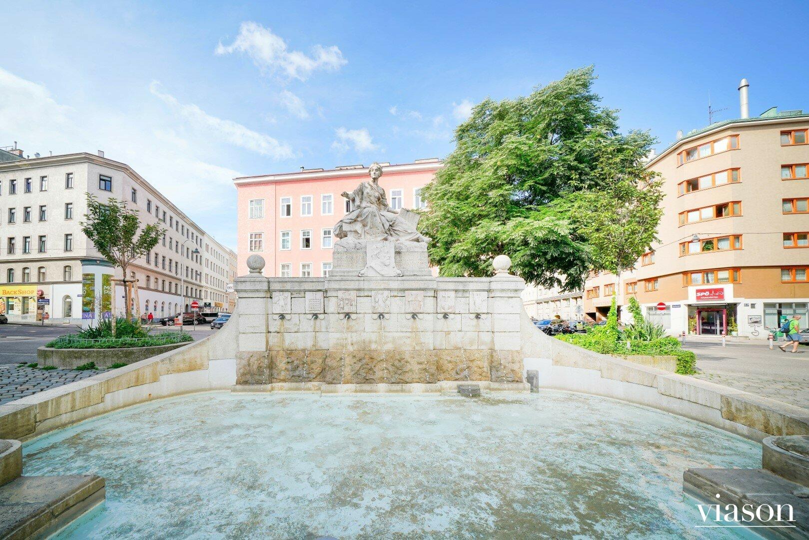 Siebenbrunnenplatz