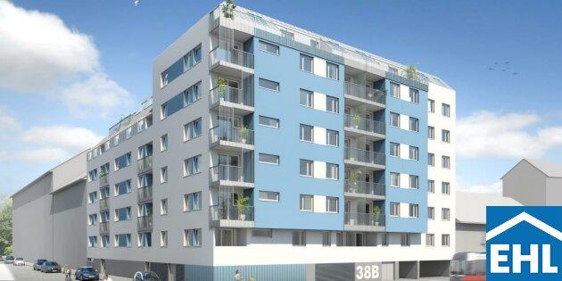 Provisionsfreie Dachgeschosswohnung Nähe U3 – Fertigstellung Frühjahr 2020!