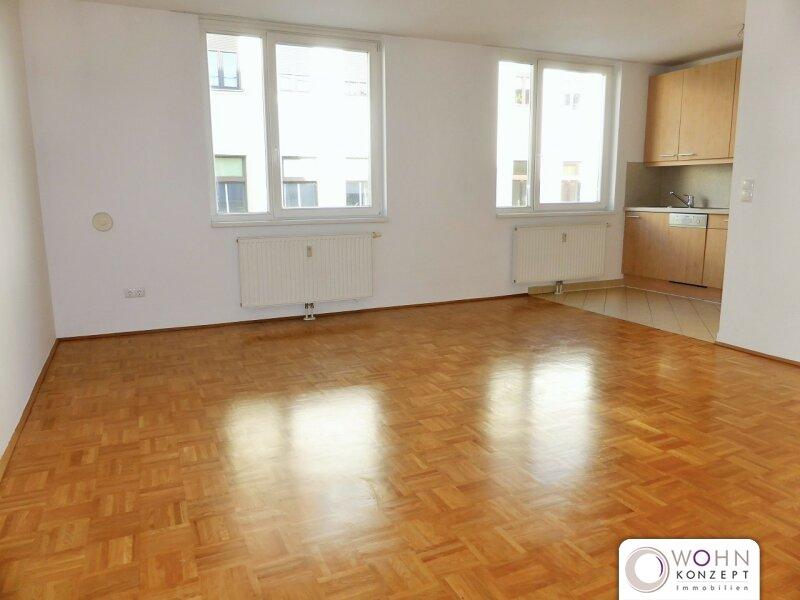 Unbefristeter 50m² Neubau mit Einbauküche u. Lift - 1120 Wien
