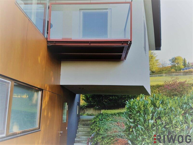 Die Stadt Graz liegt Ihnen zu Füßen - Villa in absoluter Traumlage mit rund 1.800 m² Bauland und Architektenstudie in 8045 Graz-Zösenberg /  / 8045Graz / Bild 4
