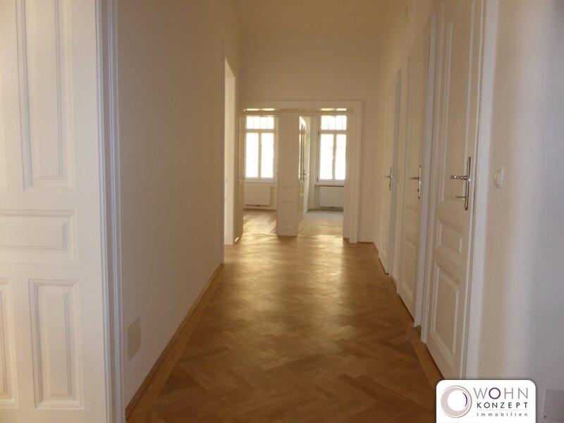 Klassischer 125m² Stilaltbau mit Einbauküche in unbefristeter Hauptmiete - 1030 Wien /  / 1030Wien / Bild 0