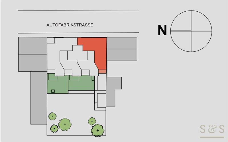 Hochwertige Dreizimmerwohnung in Neubauerstbezug /  / 1230Wien / Bild 1