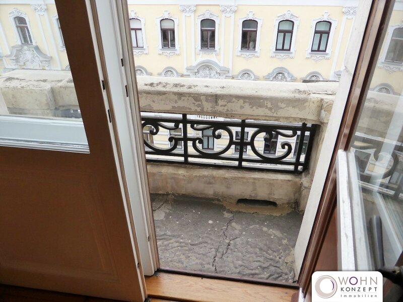 Unbefristeter 89m² Stilaltbau mit Einbauküche und Lift - 1070 Wien /  / 1070Wien / Bild 3