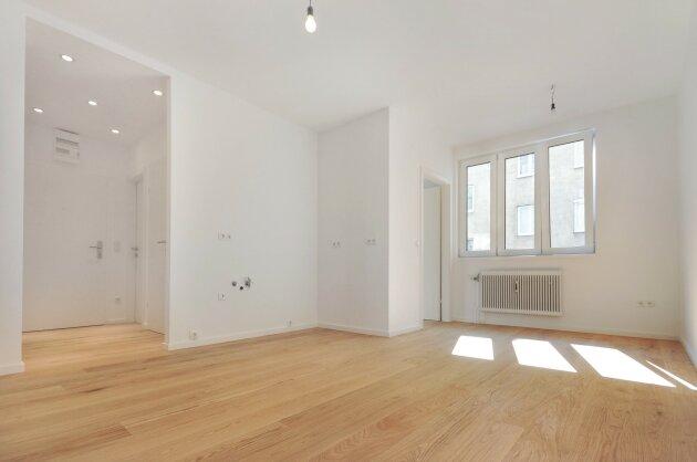 Foto von Ideal gelgene 3-Zimmer Neubauwohnung neben der Millienium City
