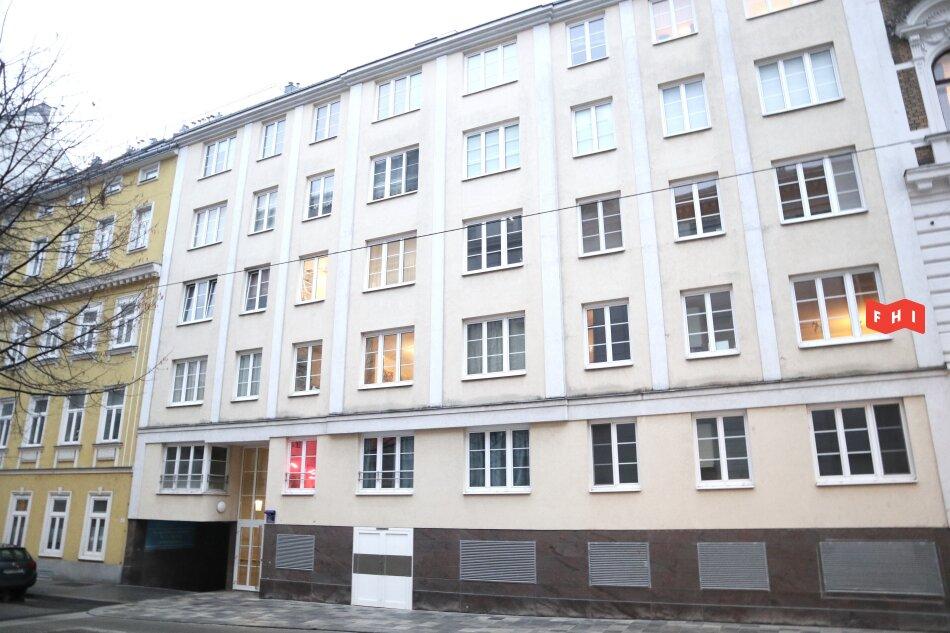 2-Zimmer Wohnung Nähe Raimund Theater