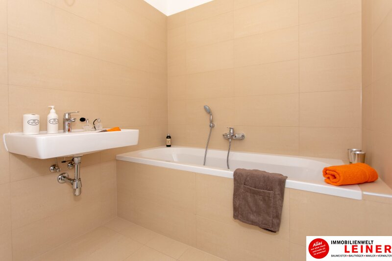 *UNBEFRISTET* 14 m² Terrasse * Schwechat - 2 Zimmer Mietwohnung im Erstbezug mit großer Terrasse Objekt_9162 Bild_861