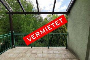 Bahnhofsnahe Maisonette-Wohnung beim Stadtpark mit zwei Balkonen & Tiefgaragenplatz