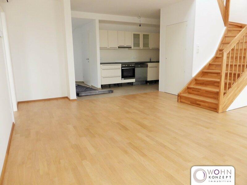 Erstbezug: 97m² Dachausbau + 14m² Terrasse mit Einbauküche - 1090 Wien /  / 1090Wien / Bild 2