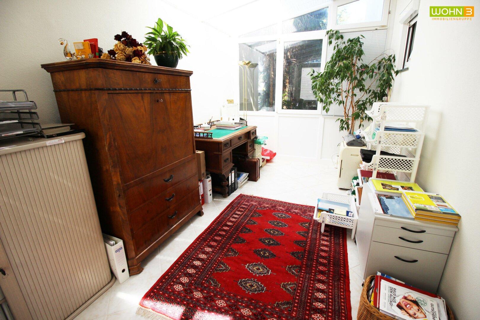 Wintergarten-Zimmer
