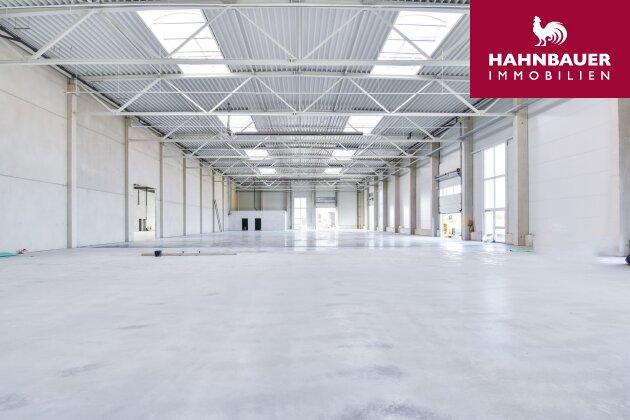 Lagerhalle, Produktion 1250 m2 nördlich von Wien, in Gerasdorf zu mieten