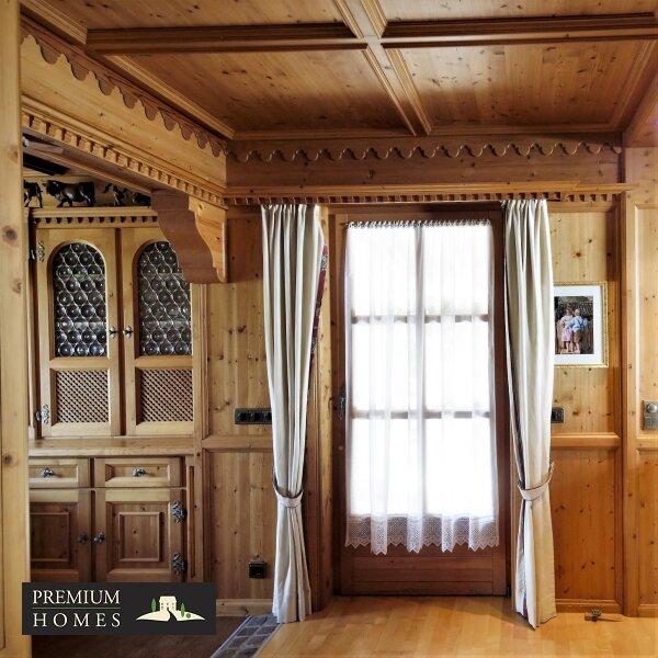 Breitenbach am Inn - Elegantes Landhaus - Zugang Terrasse und Garten