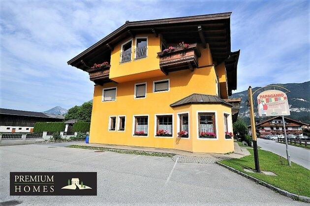 Radfeld_Gasthaus_Pizzeria_Südansicht