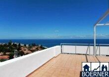 Puerto de la Cruz: Imposantes Penthouse mit Panoramablick