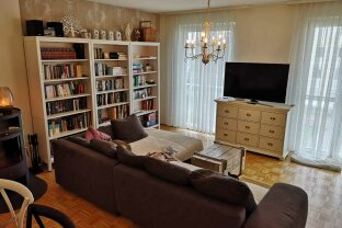 helle 3-Zimmer Wohnung mit Balkon in Leesdorf, Baden