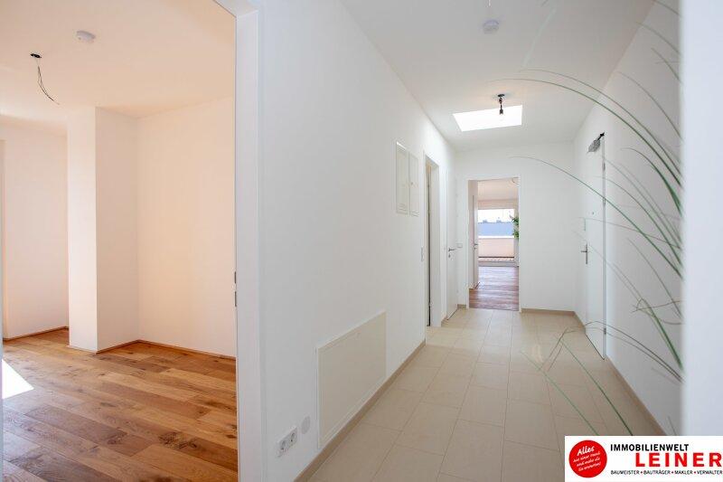 100 m² PENTHOUSE *UNBEFRISTET*BARRIEREFREI*Schwechat - 3 Zimmer Penthouse im Erstbezug mit 54 m² großer südseitiger Terrasse Objekt_9404 Bild_439