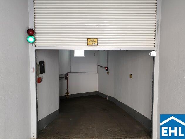 Bequem parken mit EHL in der Gentzgasse 120