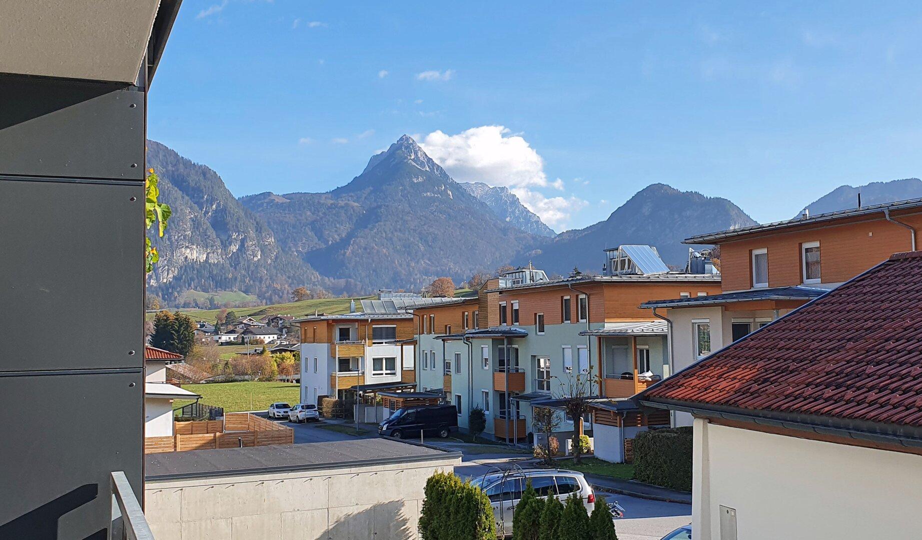 Ausblick Wilder Kaiser, 4-Zimmer Maisonette Wohnung, Schwoich