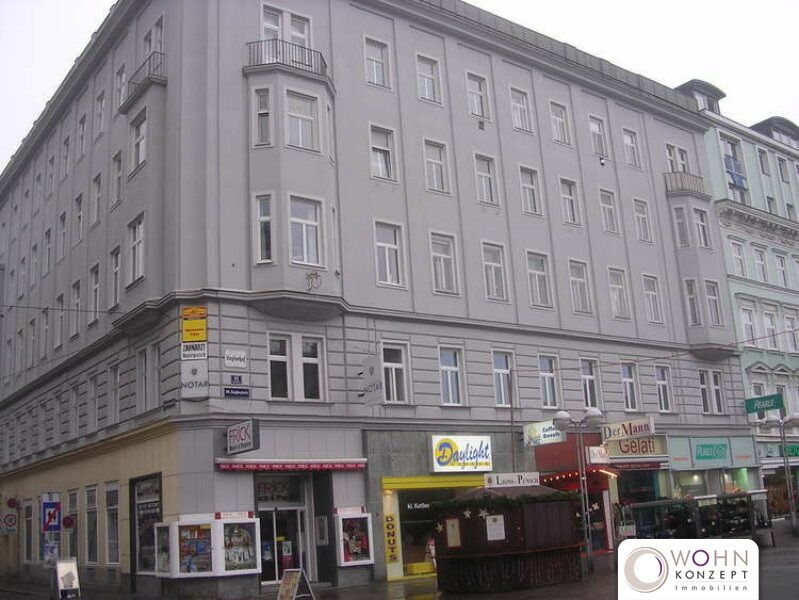 Vermietete Wohnungen in Altbau