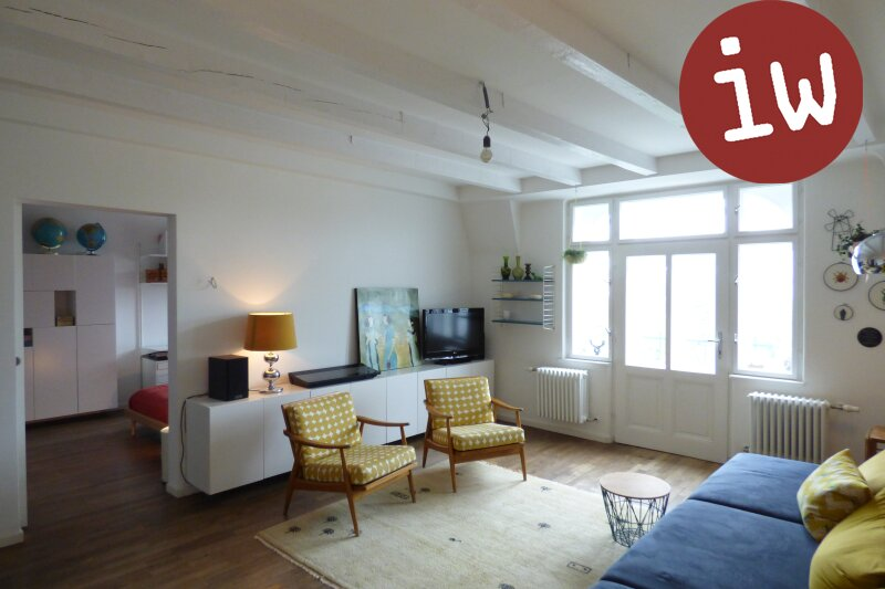 Traumhafte DG Wohnung, repräsentatives Stilhaus, Panoramablick Objekt_392 Bild_89