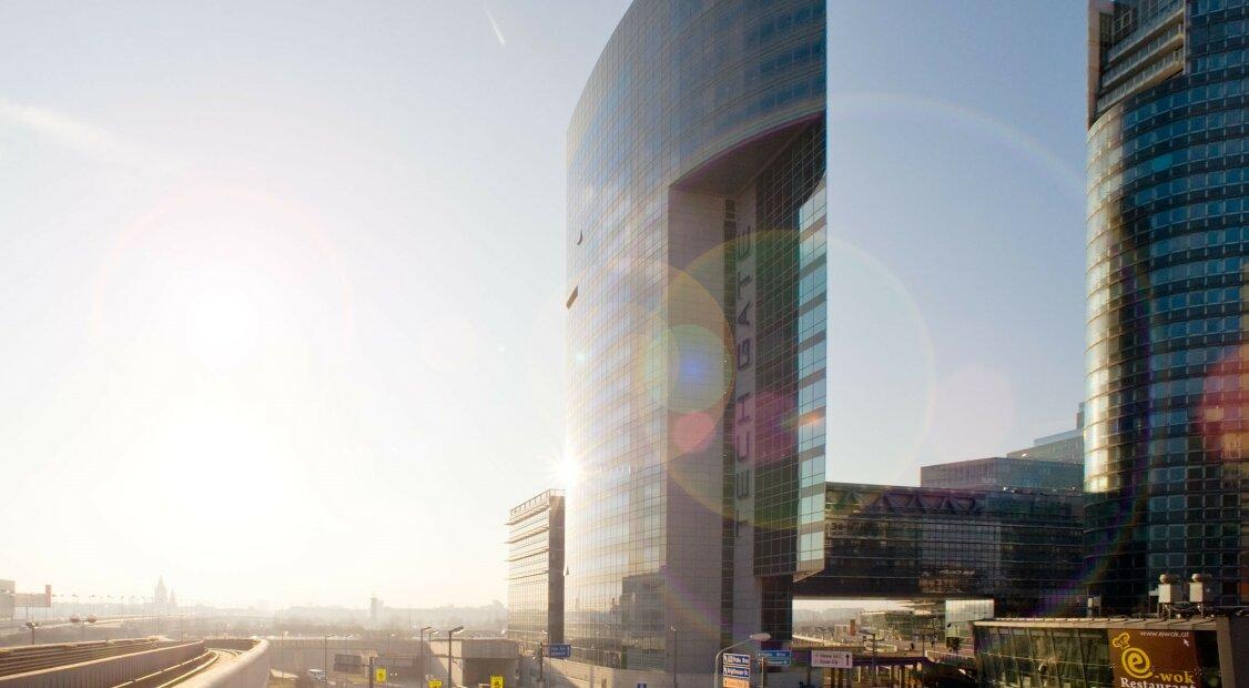 TECH GATE VIENNA - Bauteil TOWER - Büro mit Ausblick in der DONAU-CITY |