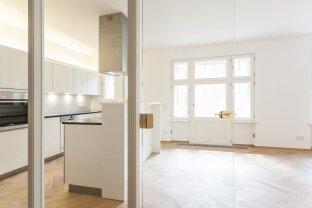 Top renovierte 4-Zimmer-Wohnung mit 3 Balkonen