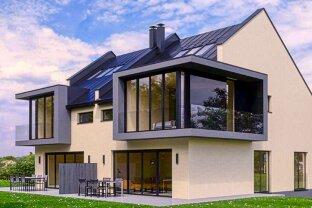 Neue Doppelhaushälfte in Moosburg