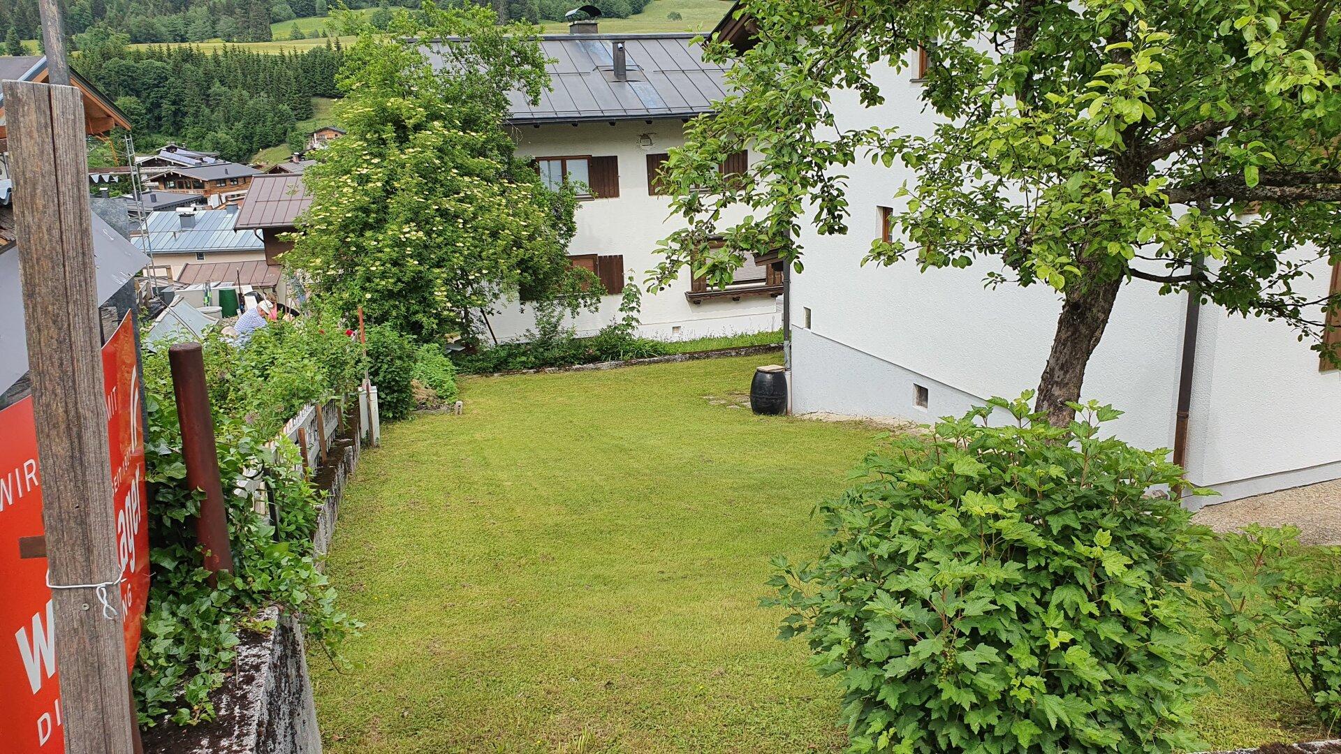 Garten im Nordwesten, Einfamilienhaus Fieberbrunn