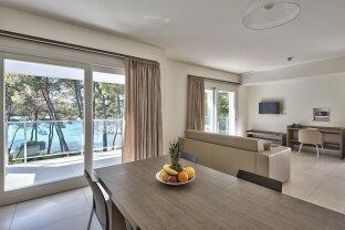 Exklusive Apartments in einer schönen Sandbucht